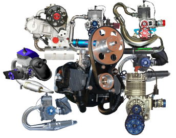 Hélices/moteurs